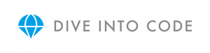 DIVE INTO CODEのホームページ